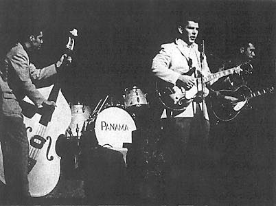 Jimmy Bowen, Buddy Knox and the Rhythm Orchids