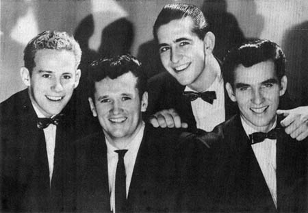 Ronnie Hawkins Quartet