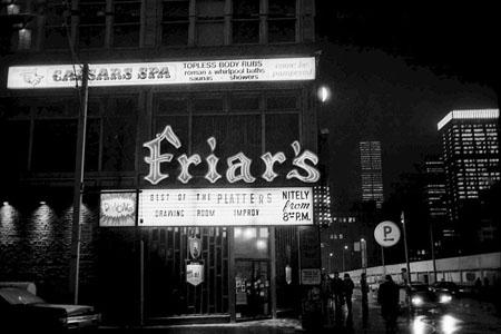 Friar's Tavern, c 1960s-70s (public domain).