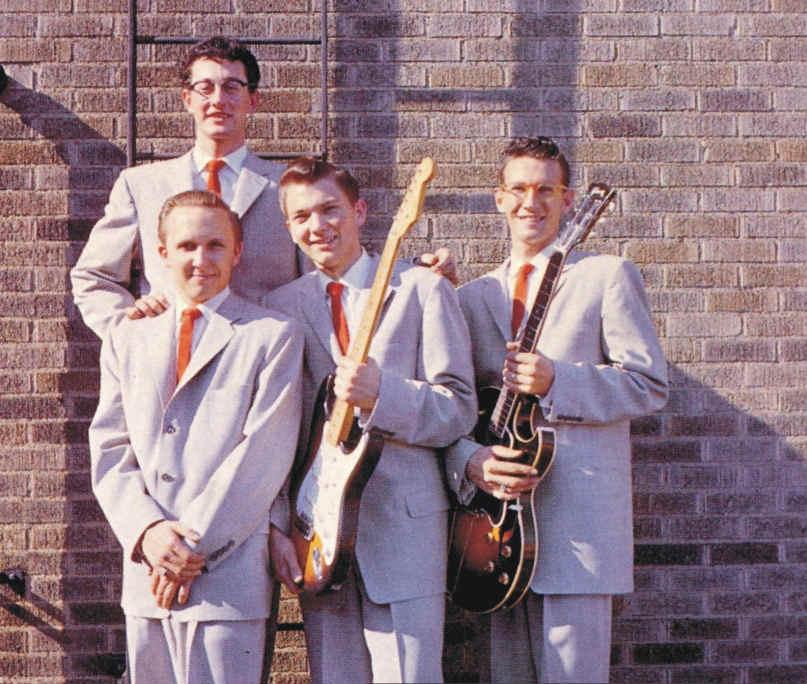 Buddy Holly (Originator/Pioneer/Set the standard for all Rock ...