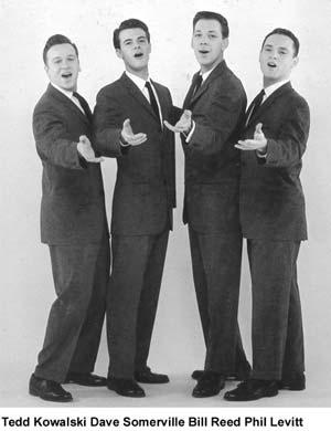 The diamonds singing group
