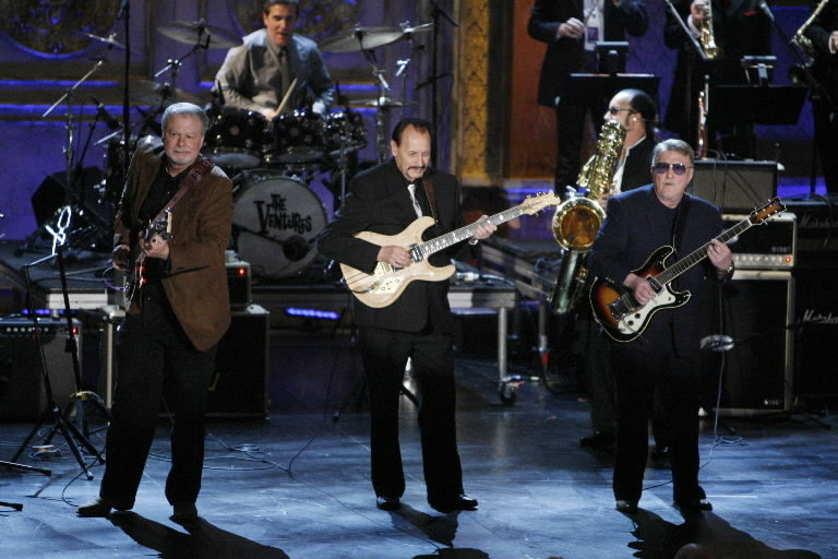 Instrumentalists The Ventures Russ Amp Gary S Quot The Best