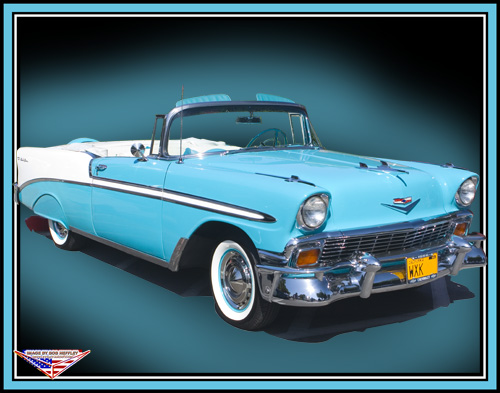1956_Chevrolet_Bel_Air_convertible