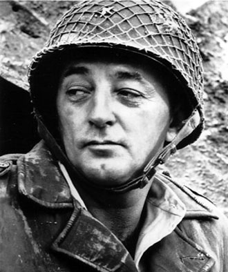 Longest Day - Robert Mitchum