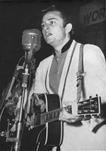 Johnny Cash at Big D Jamboree 1956