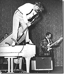 Jerry Lee Lewis into the moment