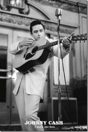 Johnny R Cash
