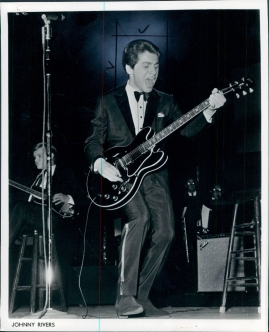 Image result for young johnny rivers 1950's
