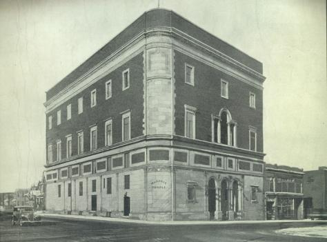 The Masonic Temple in Toronto in a Sun file photo.