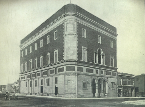 The Masonic Temple in Toronto in a Sun file photo.