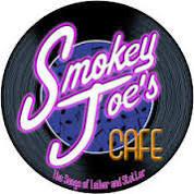 Smokey Joe Logo round