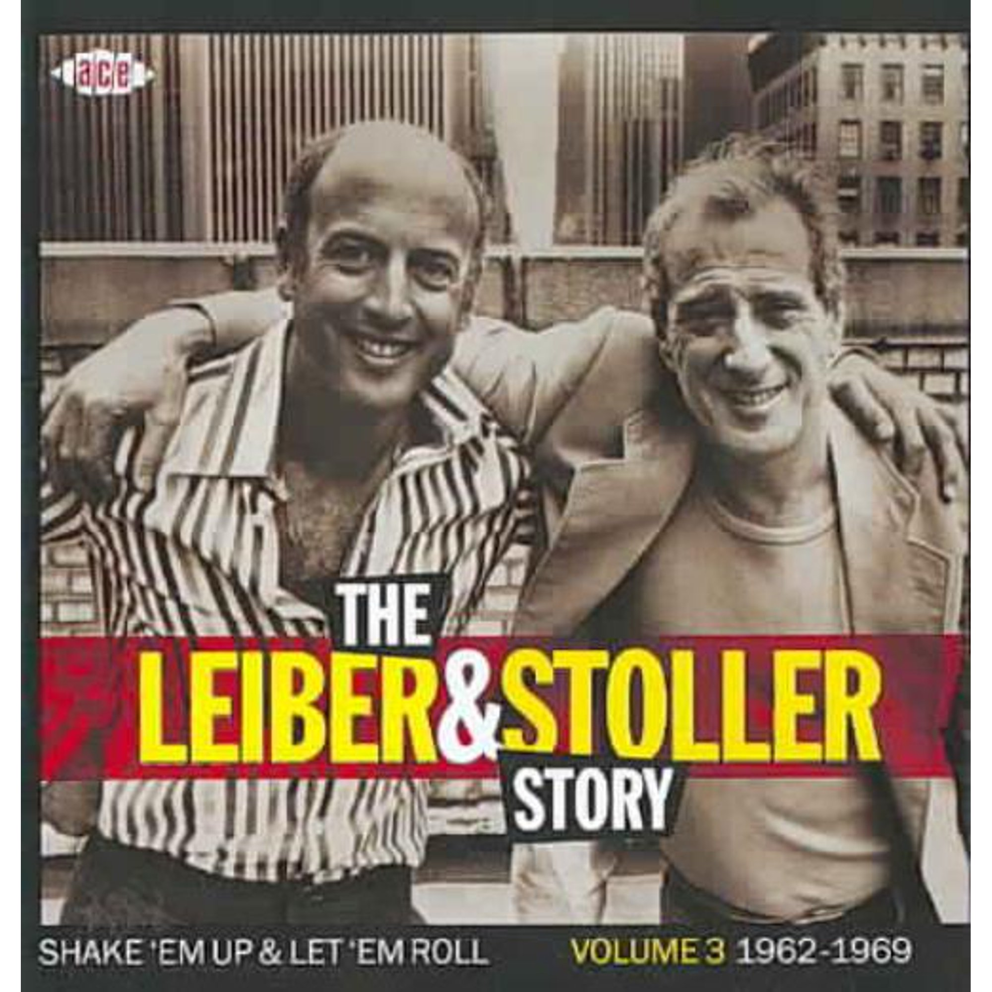 """Leiber and Stoller 